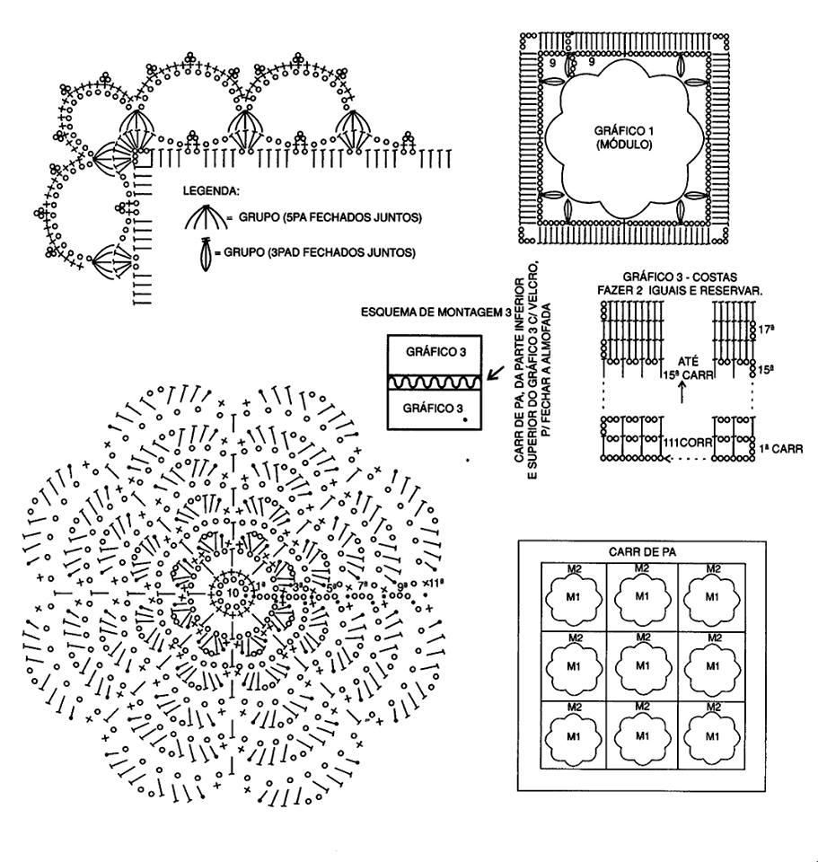 Crochet Patterns In Marathi : Free Crochet Pillow Patterns 2016 Beautiful Crochet Patterns and ...