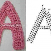 Crochet Letter Patterns