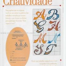 Crochet Letter Patterns Part 2