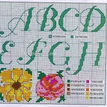 Crochet Letter Patterns Part 2