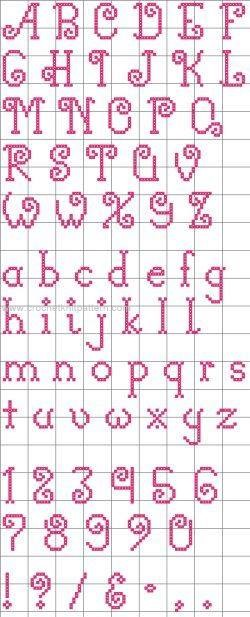 Crochet Letter Patterns Bogasrdenstaging