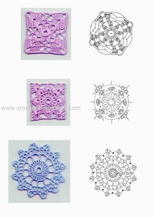 Crochet Pattern Examples : New Crochet Patterns Examples Beautiful Crochet ...