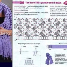 Free Shawl Crochet Patterns
