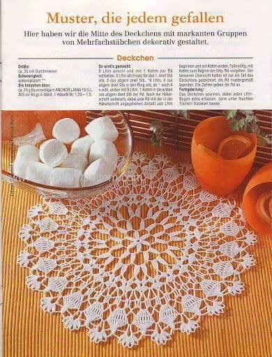 Crochet Patterns Home Decor : Home Decor Crochet Patterns Part 4 Beautiful Crochet Patterns and ...