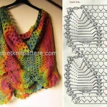 Shawl Crochet Patterns Part 2