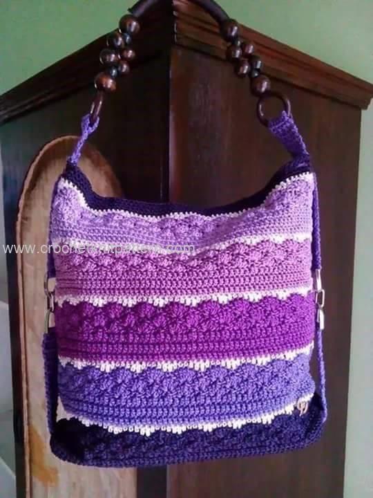 free crochet bag patterns   beautiful crochet patterns and