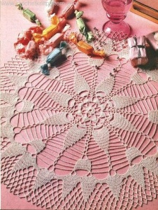 Free Crochet Patterns For Home Decor : Heart Crochet Patterns Beautiful Crochet Patterns and ...