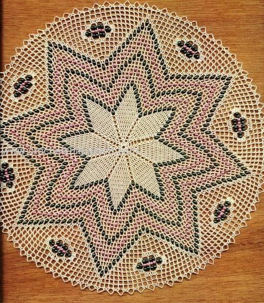 Home Decor Crochet Patterns Part 3 Beautiful Crochet