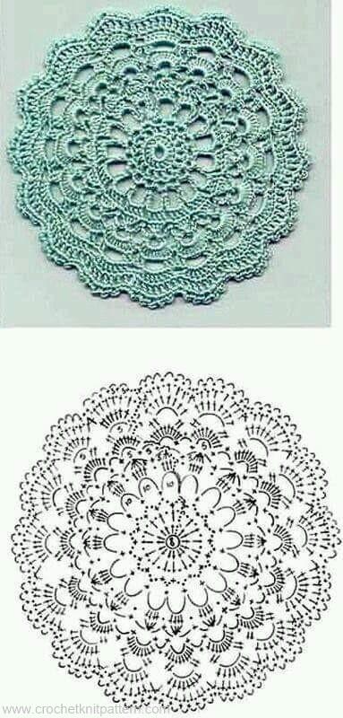 Crochet Patterns New : New Home Decor Crochet Patterns Beautiful Crochet Patterns and ...
