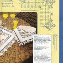 Lace Edging Crochet Patterns
