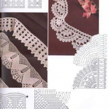 get lace edging crochet patterns Archives - Beautiful ...
