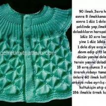 Baby Crochet Patterns Part 6