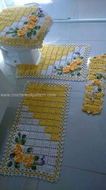 Bath Crochet Patterns , Bath Crochet Patterns 2016 , Free Bath Crochet ...