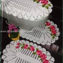 Bath Crochet Patterns