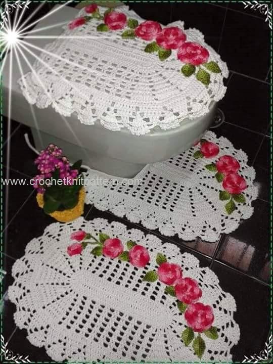 Bath Crochet Patterns Beautiful Crochet Patterns And