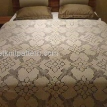 Crochet Bedspread Patterns