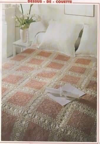 Crochet Bedspread | Beautiful Crochet Patterns and ...