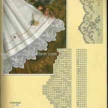 Lace Edging Crochet Patterns Part 2