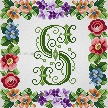 Crochet Letter Patterns Part 3