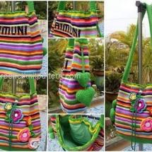 Free Crochet Bag Patterns Part 2