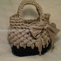 Free Crochet Bag Patterns Part 3