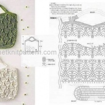 Free Crochet Bag Patterns Part 4