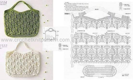 New Free Crochet Bag Patterns Archives Beautiful Crochet Patterns