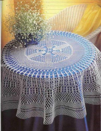 Crochet Patterns Home Decor : Home Decor Crochet Patterns Part 11 Beautiful Crochet Patterns and ...