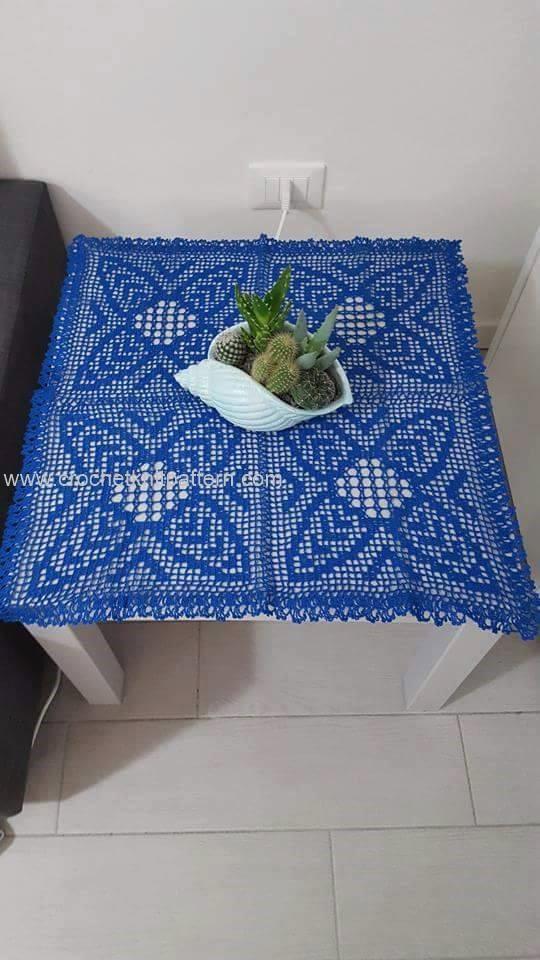 Home Decor Crochet Patterns Part 11 Beautiful Crochet