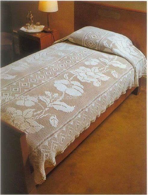 Home Decor Crochet Patterns Part 13 Beautiful Crochet