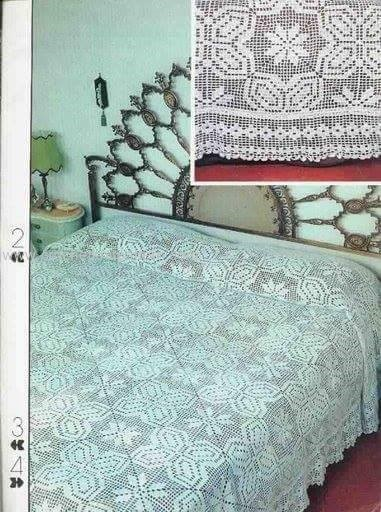 Crochet Patterns Home Decor : Home Decor Crochet Patterns Part 13 Beautiful Crochet Patterns and ...