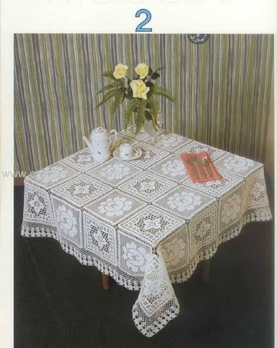 Home Decor Crochet Patterns Part 14 Beautiful Crochet