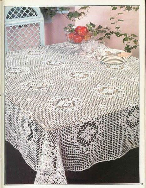 Free Crochet Patterns For Home Decor : Home Decor Crochet Patterns Part 15 Beautiful Crochet ...