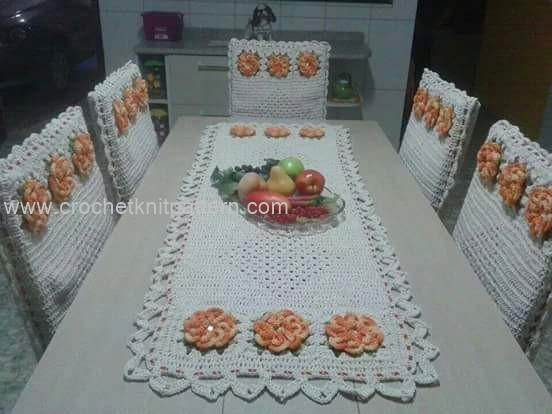 Home decor crochet patterns part 16 beautiful crochet for Crochet decorations for home