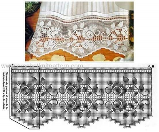 Home Decor Crochet Patterns Part 16 Beautiful Crochet