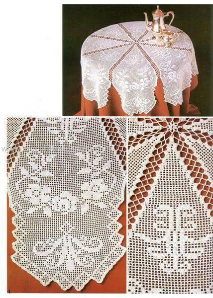 Free Crochet Patterns For Home Decor : Home Decor Crochet Patterns Part 16 Beautiful Crochet ...