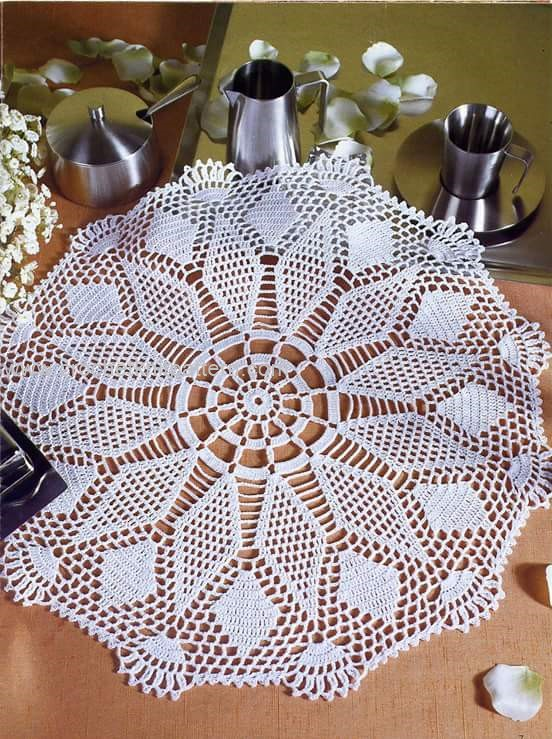 Crochet Patterns Home Decor : Home Decor Crochet Patterns Part 6 Beautiful Crochet Patterns and ...
