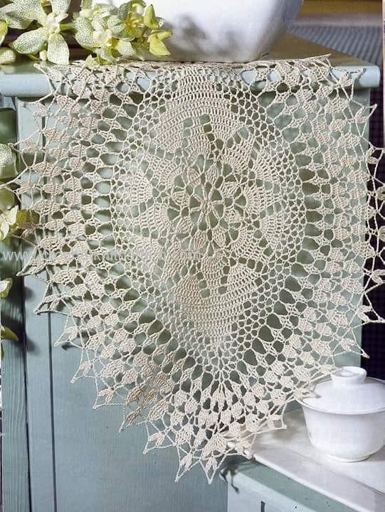 home decor crochet patterns part 6 beautiful crochet