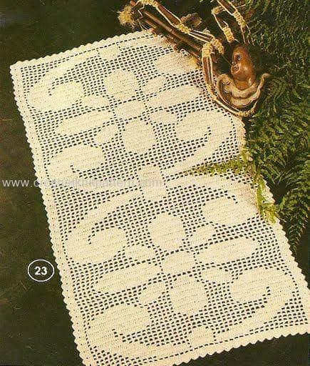 Home Decor Crochet Patterns Part 7 Beautiful Crochet Patterns and ...