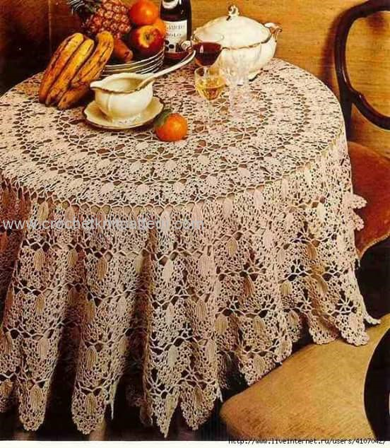 Home Decor Crochet Patterns Part 8 Beautiful Crochet