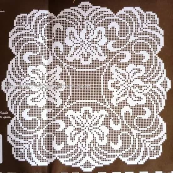 Home Decor Crochet Patterns Part 8 Beautiful Crochet Patterns and Knittin...