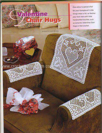 Home Decor Crochet Patterns Part 9 Beautiful Crochet Patterns and ...
