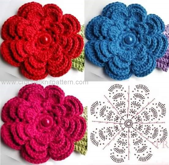 New Mixed Crochet Patterns Beautiful Crochet Patterns and Knitting ...