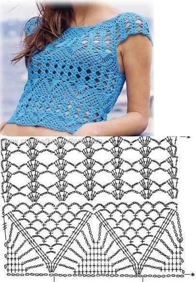 New Woman's Crochet Patterns Part 10 | | Beautiful Crochet Patterns ...