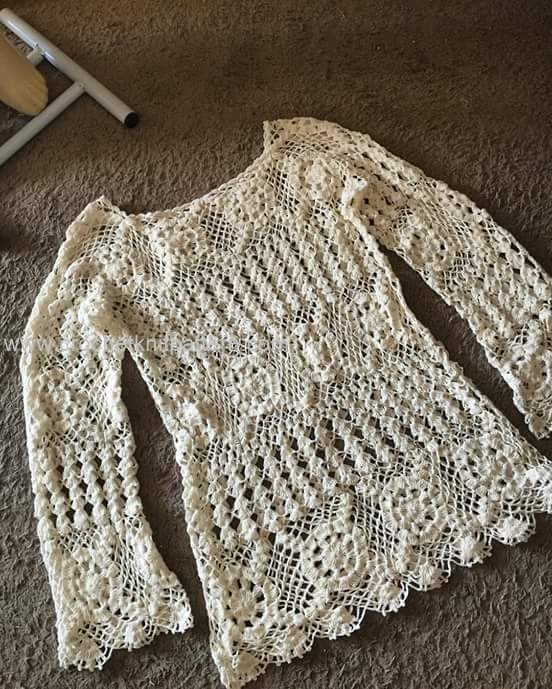 New Woman\'s Crochet Patterns Part 14 - Beautiful Crochet Patterns ...