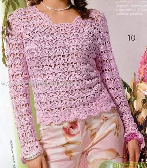 New Crochet Patterns : New Woman?s Crochet Patterns Beautiful Crochet Patterns and ...