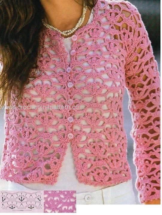 Latest Crochet Designs : New Woman?s Crochet Patterns Part 8 Beautiful Crochet Patterns ...