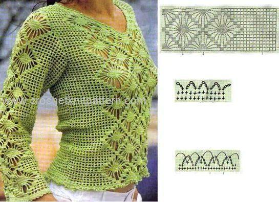 New Woman?s Crochet Patterns Part 8 Beautiful Crochet Patterns ...
