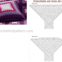 Pillow Crochet Patterns Part 3 23