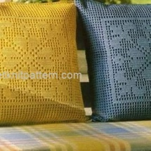 Pillow Crochet Patterns Part 3 26